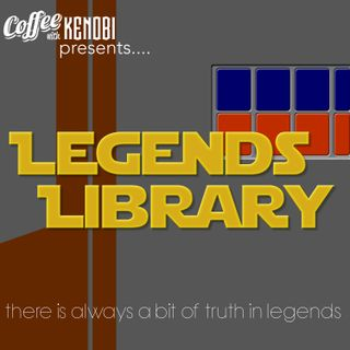 Legends Library: Special Guest, John Jackson Miller, Lost Tribe of the Sith