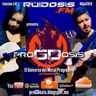 proGDosis 141 - 06jul2019 - Rodrigo Y Gabriela