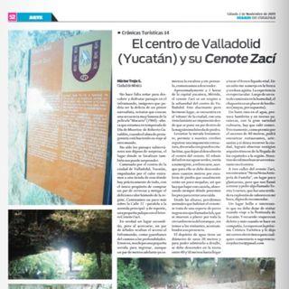 Cenote Zací Valladolid Yucatán