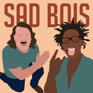 Sad Bois #37 - Horror On the Horror Set Express