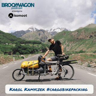 Karol Kamyczek #CARGOBIKEPACKING