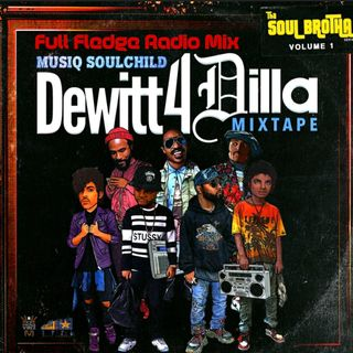 Dewitt 4 Dilla Full Fledge Mix