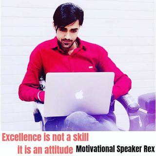 Motivational Speaker Rex Adp Jewels
