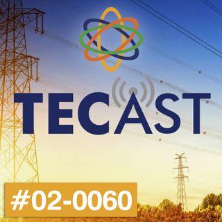 TECast #02-0060 - Relé de Gás Inteligente