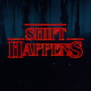 "Ep. 38 Shift Happens - Gordon Rupe & Orion of ""The Neighborhood Nerd Watch"" podcast"