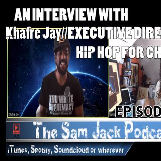 A Conversation about Ending White Supremacy with Hip Hip for Change Executive Director Khafre Jay