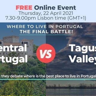 Central Portugal vs Lisbon & Tagus Valley | Best place to live in Portugal - The Final!