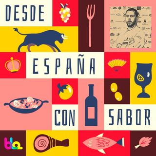Desde España con sabor T01-E01 Matias Álvarez Macnighte, cocina Hummus con Salmón crudo y Crudites