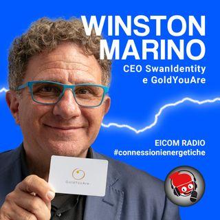 Winston Marino, ideatore GoldYouAre