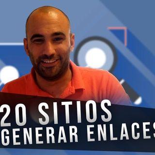 20 sitios para mandar ENLACES a tu web + UN TRUCAZO por   Oscar Aguilera