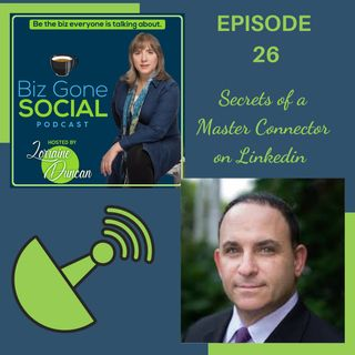 Episode 26 Secrets From A Master Connector On Linkedin-12_9_20