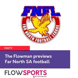 Wayne 'the Flowman' Phillips previews Far North footy action in South Australia