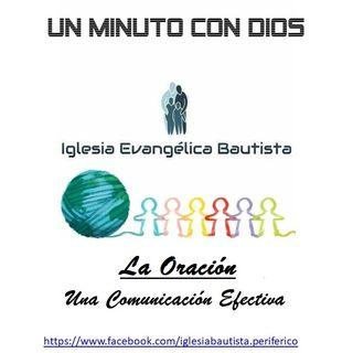 La Oración - Comunicación Efectiva
