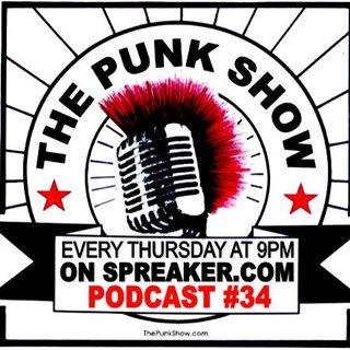 The Punk Show #34 - 10/10/2019