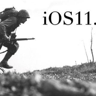 """Diario de guerra iOS11.0.3 Y App """"Archivos"""""""