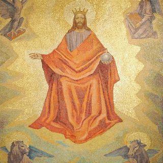 PRAXE ORANTE (Cristo REÍNA)Homilia 26/11/2017 34 Solenidade de Cristo Rei Ano A)