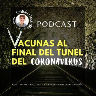 Vacunas al final del túnel del coronavirus