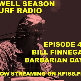 Ep. 41: Barbarian Days with the New Yorker's William Finnegan