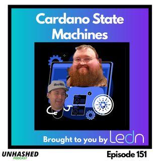 Cardano State Machines