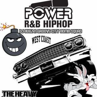 THE GROOVE HOT MIXX PODCAST RADIO DJ BUGZ WEST COAST HOT SH#@#$%T
