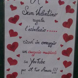 Un Pensiero d'amore per San Valentino