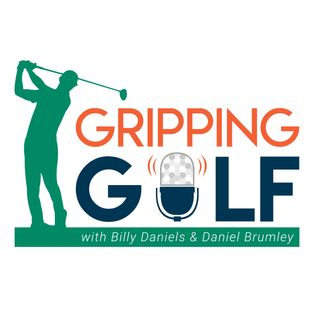 Episode 25 - GrippingGolf - Golf Technology with Luke Rinehart from Garmin