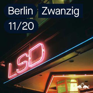 Episode 11: Alle wollen nach Berlin mit Gudrun Gut
