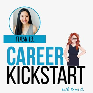 Teresa Lee Talks Finding the Right Career