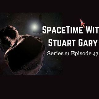 47: New Horizons Wakes Up - SpaceTime with Stuart Gary Series 21 Episode 47