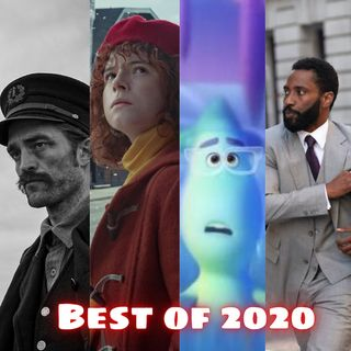 Ep.#10 Best of 2020: i migliori film dell'anno!