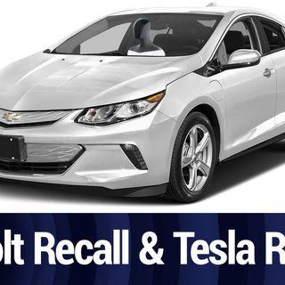 TTG Clip: Chevy Volt & the Tesla Robot