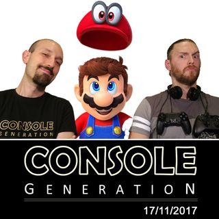 Super Mario Odyssey e altro! - CG Live 17/11/2017