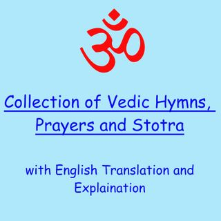 Veda Gyan - Shanti Mantra - Om Shan no Mitra- Recital and English translation
