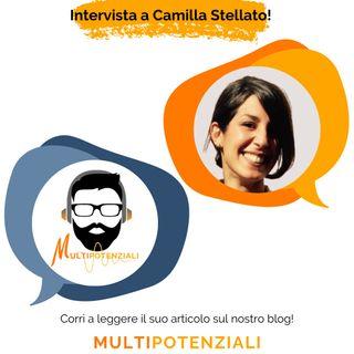 """Intervista a Camilla Stellato - I professionisti di successo sono tutti """"Straordinormally""""!"""