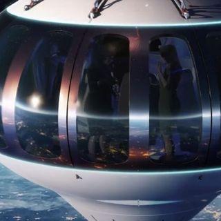 $125k Balloon Ride, More Kaku on Aliens, Inspiration4 Countdown, and DOJ Page Numbering Nightmare