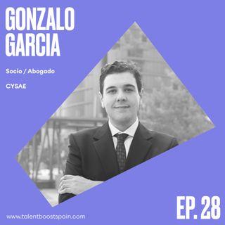 Episodio 28: Abogacía aplicada a la tecnología. Tecnología aplicada a la abogacía, con Gonzalo García-Valdecasas