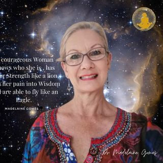 I Chat Today With Pranic Energy Healer Dr. Madelaine Gomes