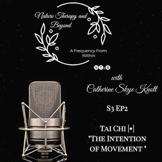 "S3 Ep2: Tai Chi ""The Intention of Movement"""