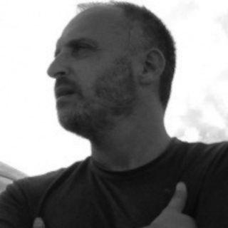 #corridoiumanitari - Francesco Piobbichi - Guardare la frontiera da Fiumicino