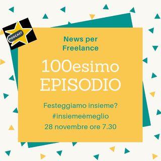#100_Buon compleanno News per Freelance