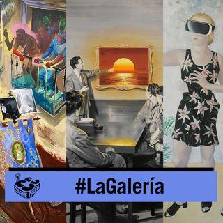 Arte: en busca del paraíso perdido (LA GALERÍA - CARNE CRUDA #895)