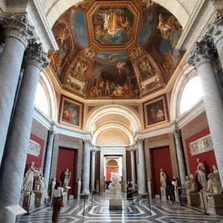 Muzea Watykańskie #1 - Wprowadzenie - 5 pytań o Muzea Watykańskie