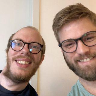Sidste søndag efter helligtrekonger. Niels Peter Gadegård Gubi i samtale med Daniel Høgagard