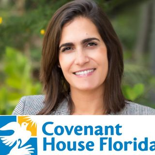 Renee Trincanello of Covenant House Florida