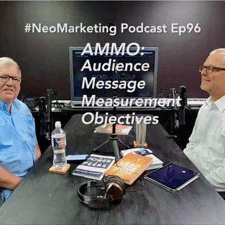 Adding Another Marketing Acronym: A.M.M.O.