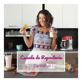 23. ENTREVISTA: Cómo tener tu propio blog de repostería, con Lolita la pastelera.