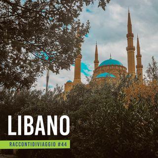 #44_st2  Beirut e il Libano raccontati da Roberta Longo