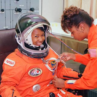 A Conversation with Dr. Mae Jemison
