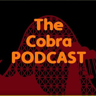 The Cobra PODCAST - Episode 2 - Special Guest Lizzie from Off The Rails
