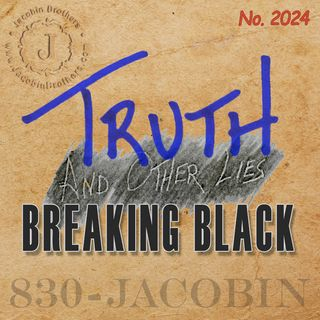 Breaking Black / T^OL2024